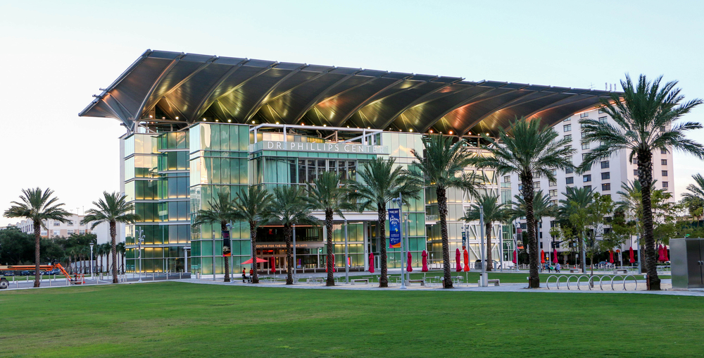 Dr Phillips Center in Longwood, Florida